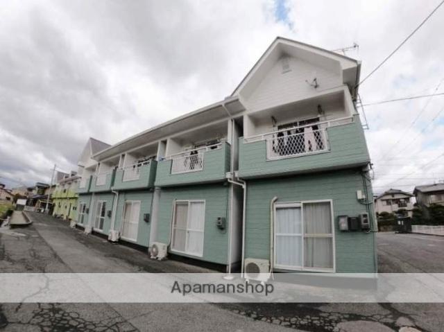 広島県福山市、万能倉駅徒歩13分の築25年 2階建の賃貸アパート