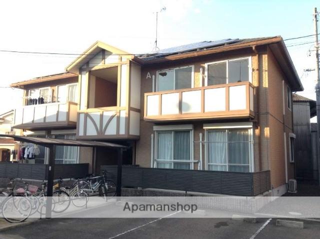 広島県福山市、駅家駅徒歩10分の築12年 2階建の賃貸アパート