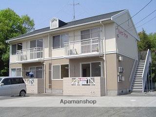 広島県福山市、大門駅徒歩16分の築23年 2階建の賃貸アパート