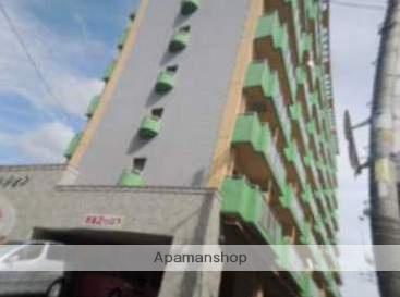 広島県福山市、備後赤坂駅徒歩23分の築26年 9階建の賃貸マンション