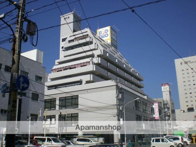 広島県福山市、福山駅徒歩4分の築27年 11階建の賃貸マンション