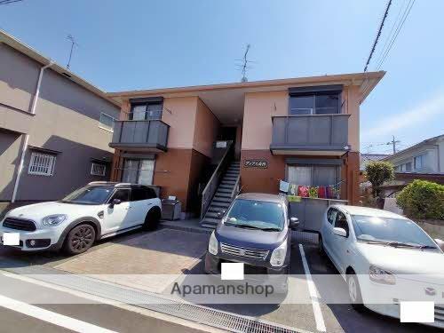 広島県福山市、新尾道駅徒歩82分の築12年 2階建の賃貸アパート