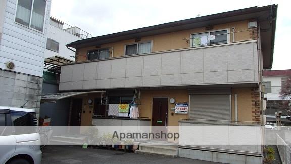 広島県福山市、福山駅徒歩11分の築10年 2階建の賃貸アパート