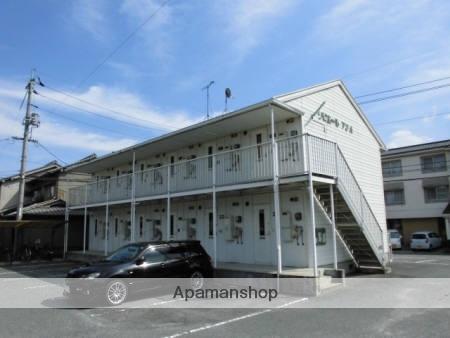 広島県府中市、高木駅徒歩13分の築27年 2階建の賃貸アパート