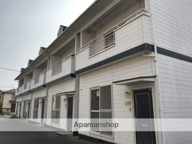 広島県府中市、高木駅徒歩10分の築23年 2階建の賃貸アパート