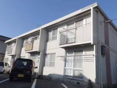 広島県府中市、高木駅徒歩6分の築30年 2階建の賃貸アパート