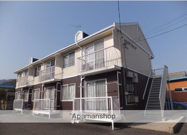 広島県府中市、鵜飼駅徒歩12分の築23年 2階建の賃貸アパート