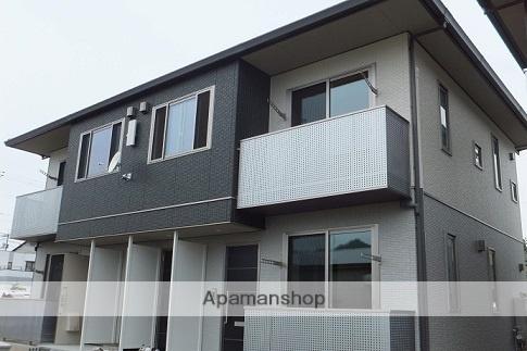 広島県尾道市、東尾道駅徒歩17分の築1年 2階建の賃貸アパート