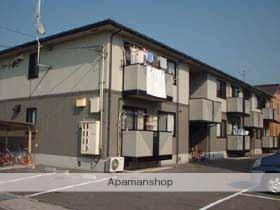 広島県福山市、大門駅徒歩38分の築17年 2階建の賃貸アパート