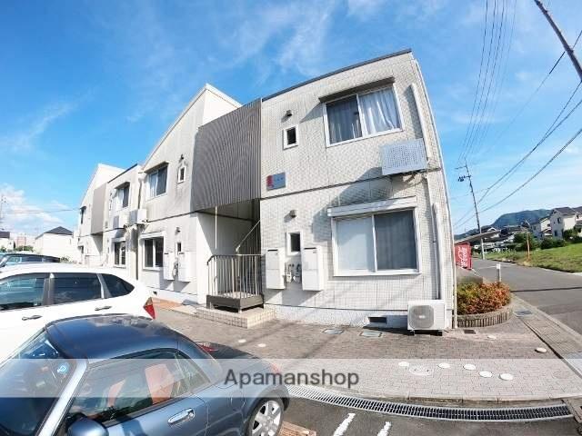 広島県福山市、万能倉駅徒歩12分の築10年 2階建の賃貸アパート