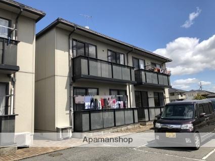 広島県福山市、駅家駅徒歩19分の築18年 2階建の賃貸アパート