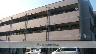 広島県府中市、新市駅徒歩26分の築20年 3階建の賃貸マンション