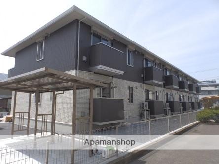 広島県尾道市、東尾道駅徒歩6分の新築 2階建の賃貸アパート