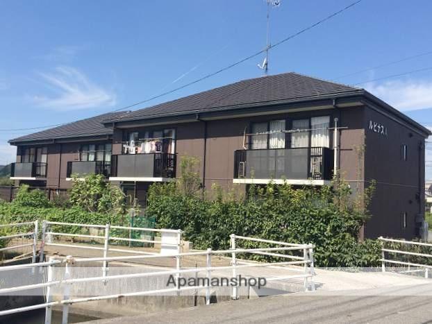 広島県福山市、横尾駅徒歩23分の築17年 2階建の賃貸アパート