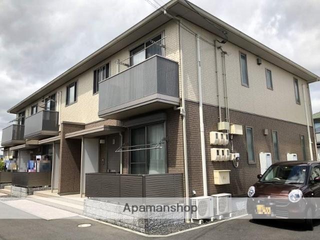 広島県福山市、駅家駅徒歩12分の築5年 2階建の賃貸アパート