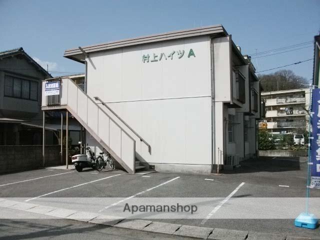 広島県福山市、福山駅徒歩16分の築29年 2階建の賃貸アパート