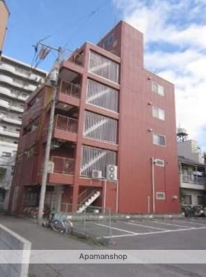 広島県福山市、東福山駅徒歩47分の築30年 5階建の賃貸アパート