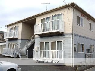 広島県福山市、東福山駅徒歩68分の築19年 2階建の賃貸アパート