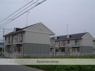 広島県福山市、御領駅徒歩25分の築22年 2階建の賃貸アパート