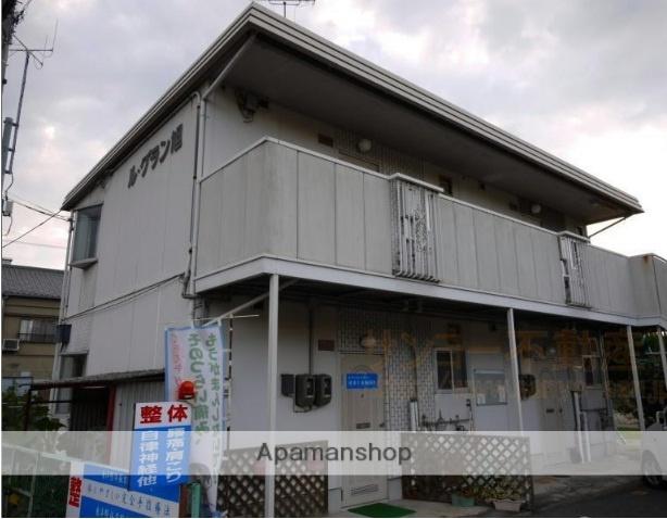 広島県府中市、新市駅徒歩14分の築31年 2階建の賃貸アパート