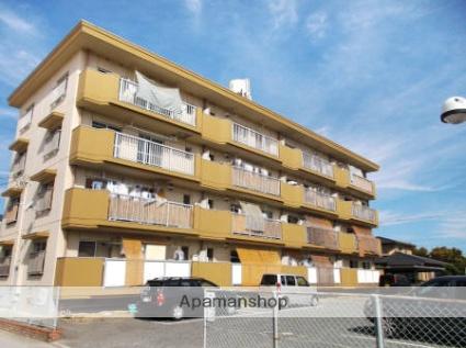広島県福山市、東福山駅徒歩47分の築33年 4階建の賃貸マンション