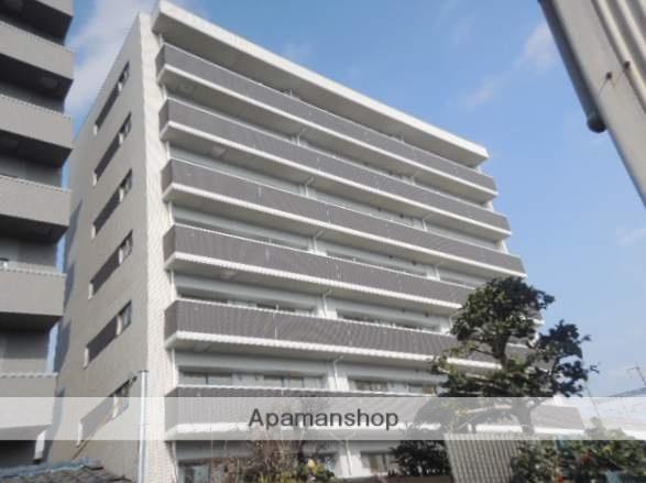 広島県福山市、福山駅徒歩12分の築3年 8階建の賃貸マンション