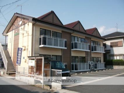 広島県福山市、大門駅徒歩43分の築14年 2階建の賃貸アパート