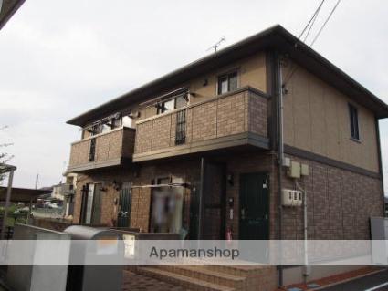 広島県福山市、万能倉駅徒歩13分の築10年 2階建の賃貸アパート