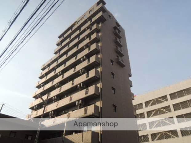 広島県福山市、福山駅徒歩10分の築14年 11階建の賃貸マンション