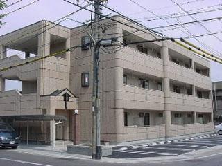広島県福山市、笠岡駅徒歩110分の築10年 3階建の賃貸アパート