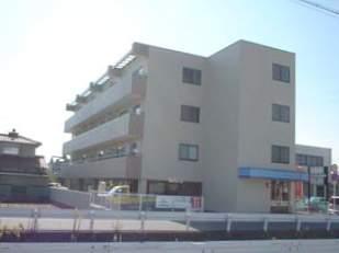 広島県福山市、大門駅徒歩40分の築15年 4階建の賃貸マンション