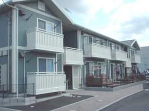 広島県福山市、東福山駅徒歩22分の築14年 2階建の賃貸アパート
