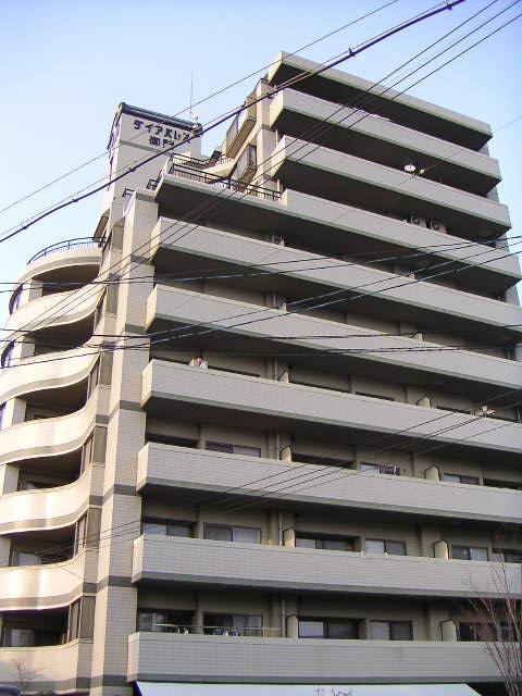広島県福山市、東福山駅徒歩52分の築25年 10階建の賃貸マンション