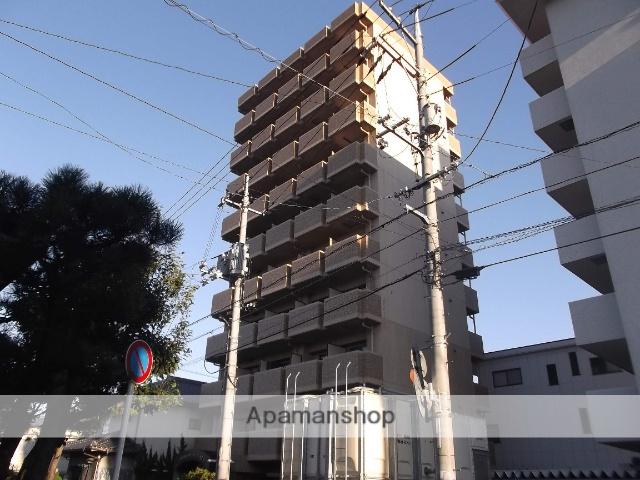 広島県福山市、福山駅徒歩12分の築23年 10階建の賃貸マンション