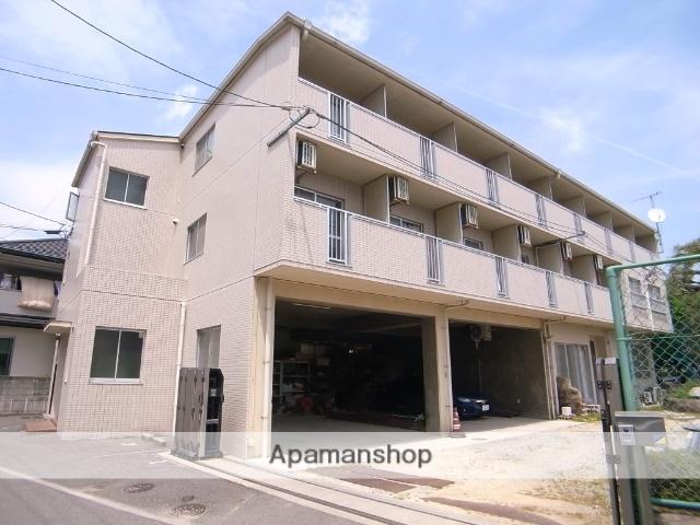 広島県広島市西区、西広島駅徒歩5分の築25年 2階建の賃貸マンション
