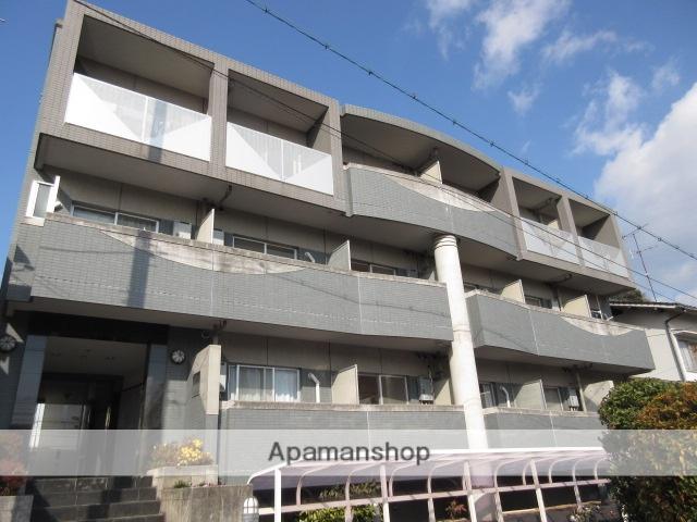 広島県広島市西区、古江駅徒歩15分の築21年 3階建の賃貸マンション