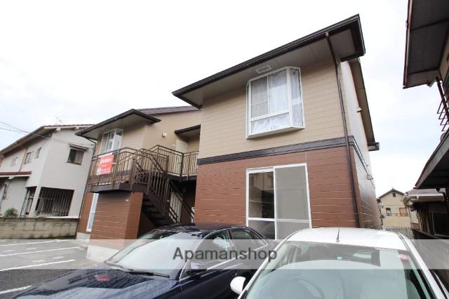 広島県広島市西区、西広島駅徒歩16分の築31年 2階建の賃貸アパート