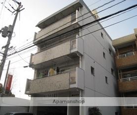 広島県広島市西区、横川駅徒歩12分の築34年 4階建の賃貸マンション