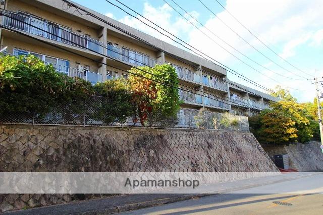 広島県広島市西区、東高須駅徒歩11分の築40年 3階建の賃貸マンション