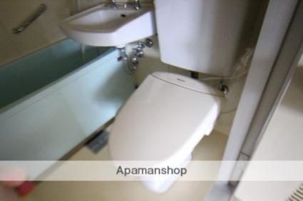 京急西広島マンション[1K/24.41m2]のトイレ