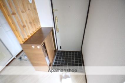 京急西広島マンション[1K/24.41m2]の玄関