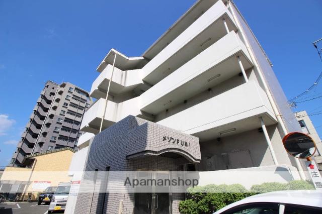 広島県広島市西区、西広島駅徒歩10分の築28年 4階建の賃貸マンション