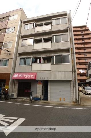広島県広島市中区、舟入本町駅徒歩8分の築27年 4階建の賃貸マンション