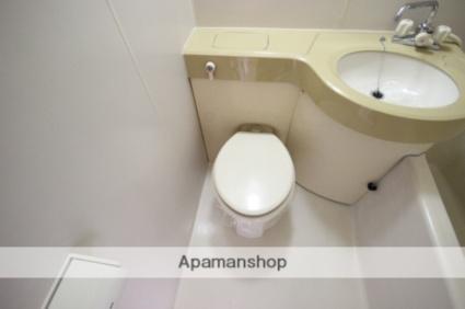 ★ホワイトシャトー★[1K/21m2]のトイレ