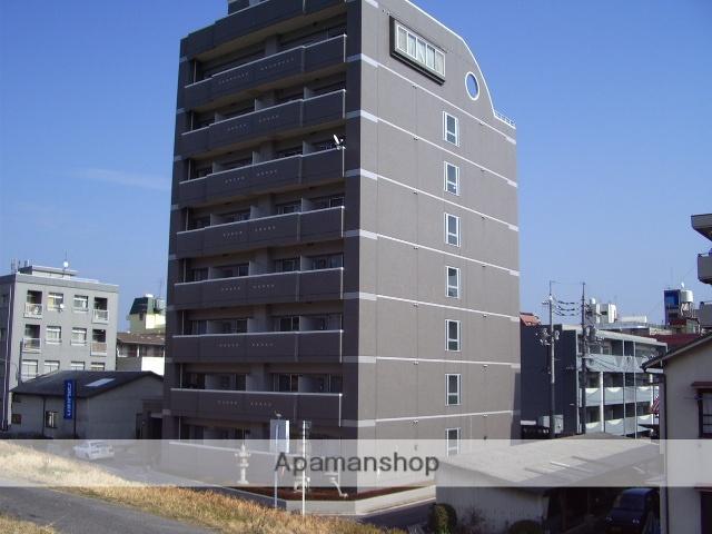 広島県広島市西区、観音町駅徒歩12分の築23年 8階建の賃貸マンション