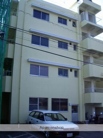 広島県広島市西区、観音町駅徒歩12分の築35年 4階建の賃貸マンション