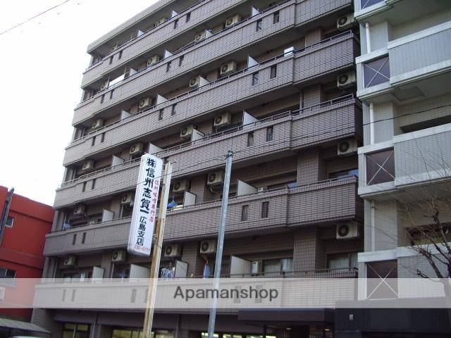 広島県広島市西区、横川駅徒歩2分の築27年 7階建の賃貸マンション