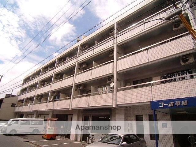広島県広島市西区、横川駅徒歩9分の築31年 4階建の賃貸マンション