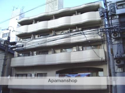 広島県広島市中区、本川町駅徒歩4分の築30年 5階建の賃貸マンション