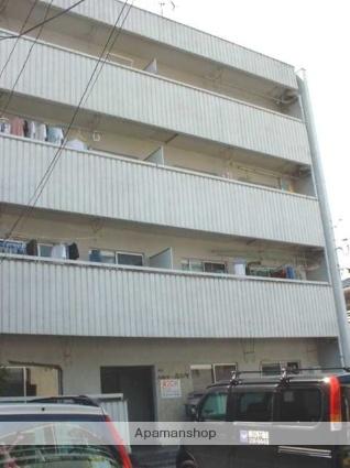 広島県広島市南区、広島駅徒歩9分の築36年 4階建の賃貸マンション